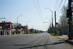 Краснодар, улица Красных Партизан ©Фото Евгения Мельченко, Юга.ру