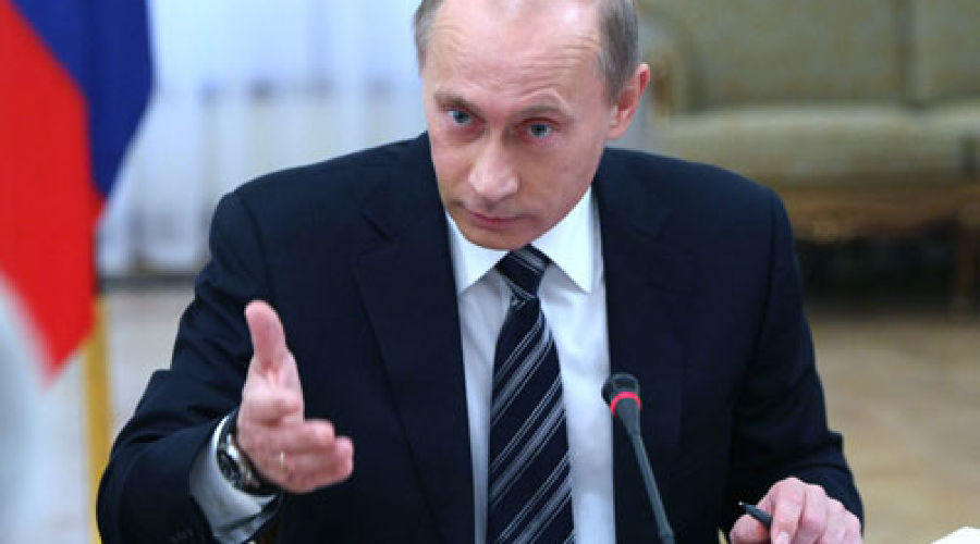 Владимир Путин. Фото: пресс-служба правительства РФ ©Фото Юга.ру