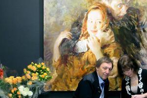 Игорь и Наталья Дорофеевы ©Фото Виктории Смоляниновой