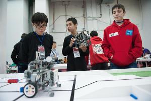 Всемирная олимпиада роботов-2014 в Сочи ©Нина Зотина, ЮГА.ру