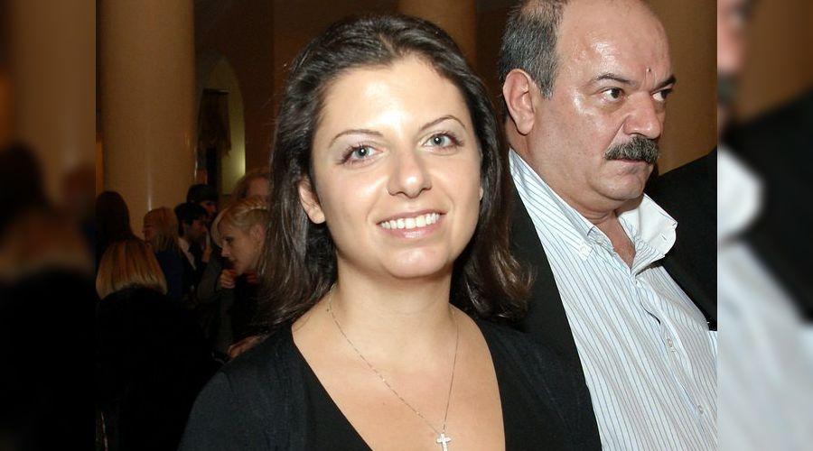 """Маргарита Симоньян. Церемония награждения """"ТЭФИ-регион 2011"""" в Сочи ©Фото Юга.ру"""