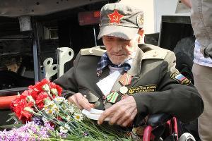 День Победы в Сочи  ©Ирина Лукьяшко. ЮГА.ру