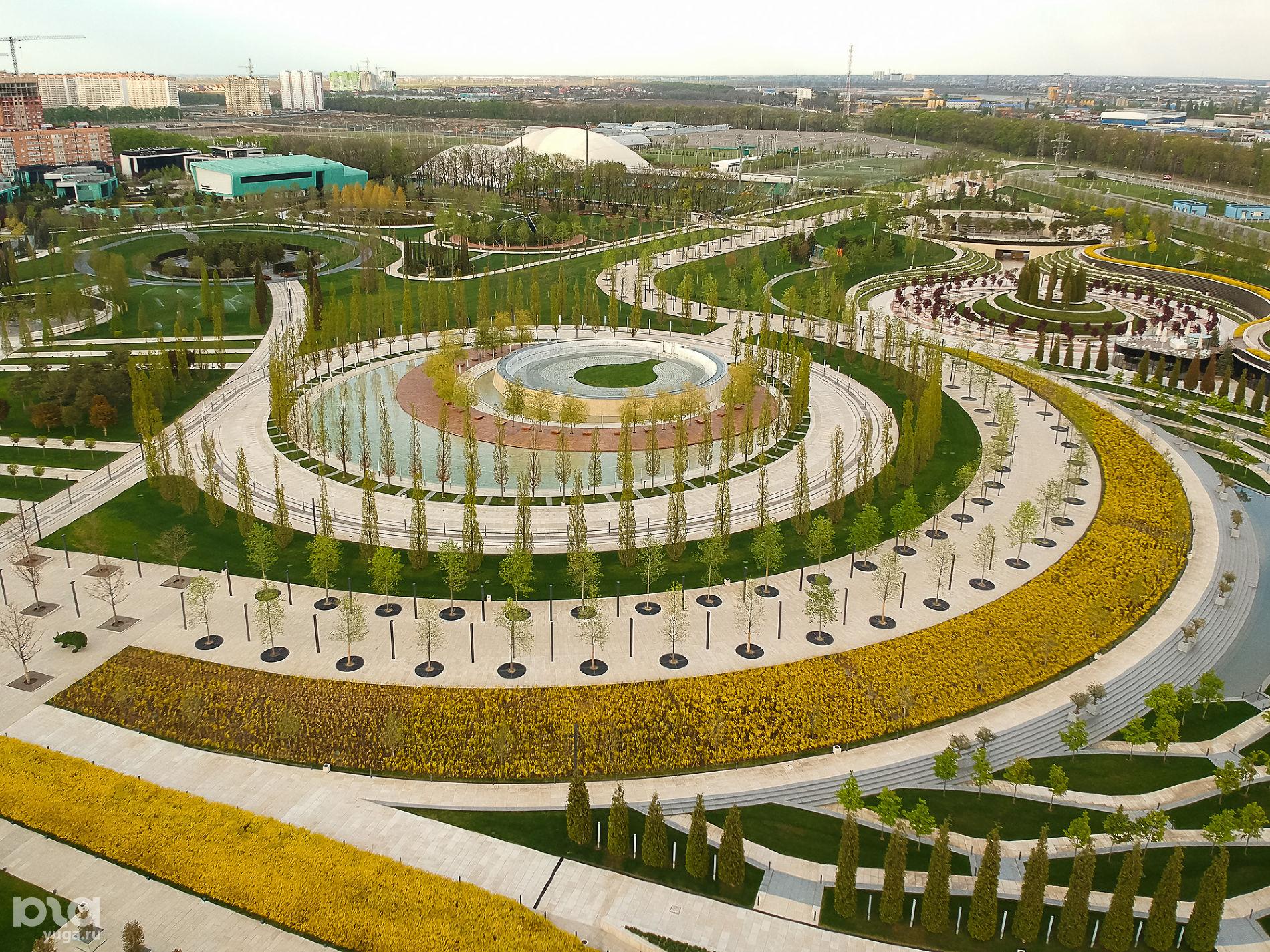 парк возле стадиона краснодар фото месяц-полтора, уже совсем