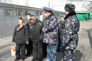 женская колония ©Фото Юга.ру