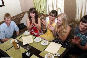 FOrREST cafe, ZoroCoffee, Краснодар - 2010 ©Фото Юга.ру