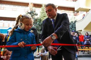 Открытие детских садов в Сочи ©Нина Зотина, ЮГА.ру