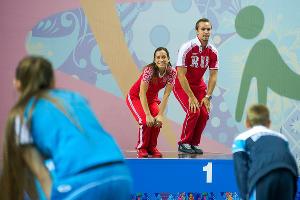 """Фестиваль """"От спортивной семьи к Олимпийской победе""""  ©Нина Зотина, ЮГА.ру"""