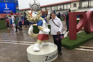 Парк футбола ЧМ-2018 в Сочи ©Фото Юга.ру