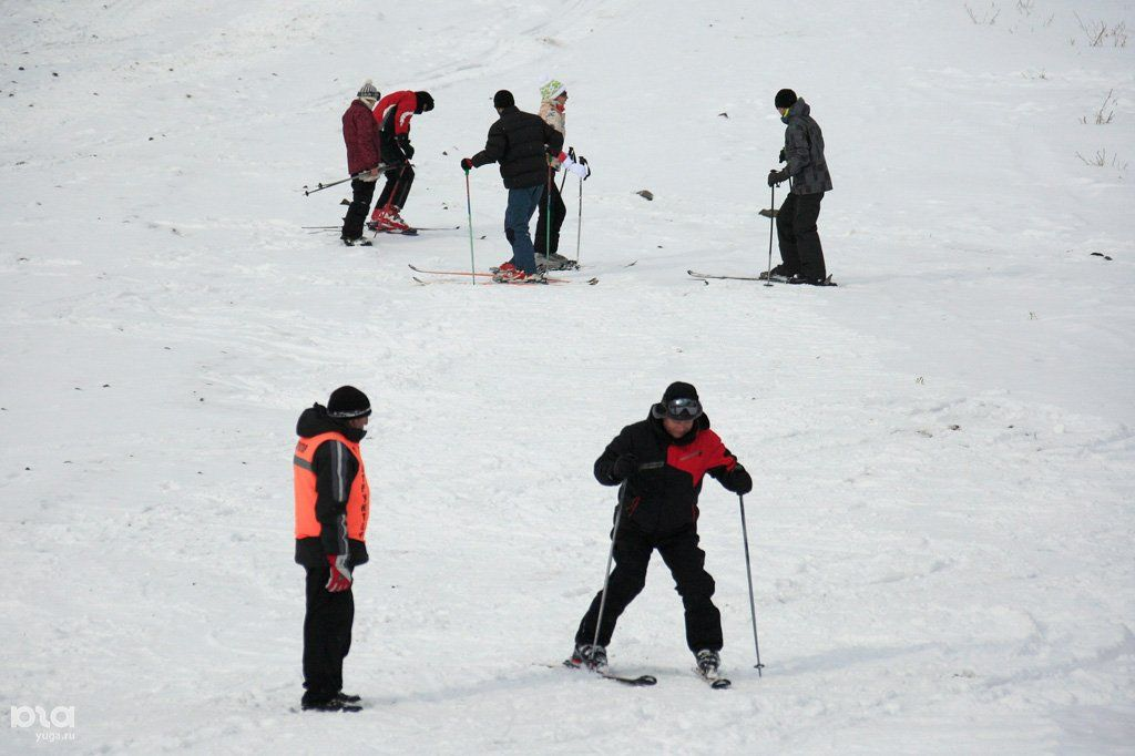 Из-за высокой лавиноопасности курорты Приэльбрусья закрыты для туристов
