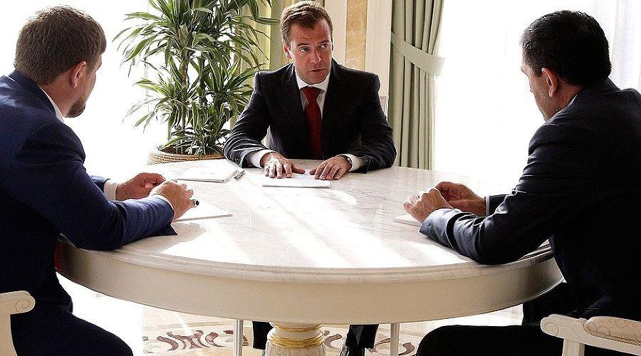 Дмитрий Медведев ©Фото пресс-службы Кремля