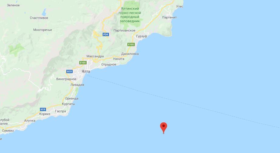 ©Скриншот страницы google.ru/maps