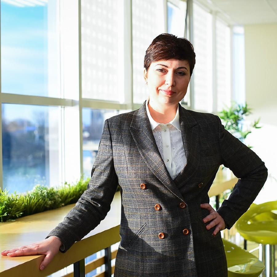 Елена Пистунова