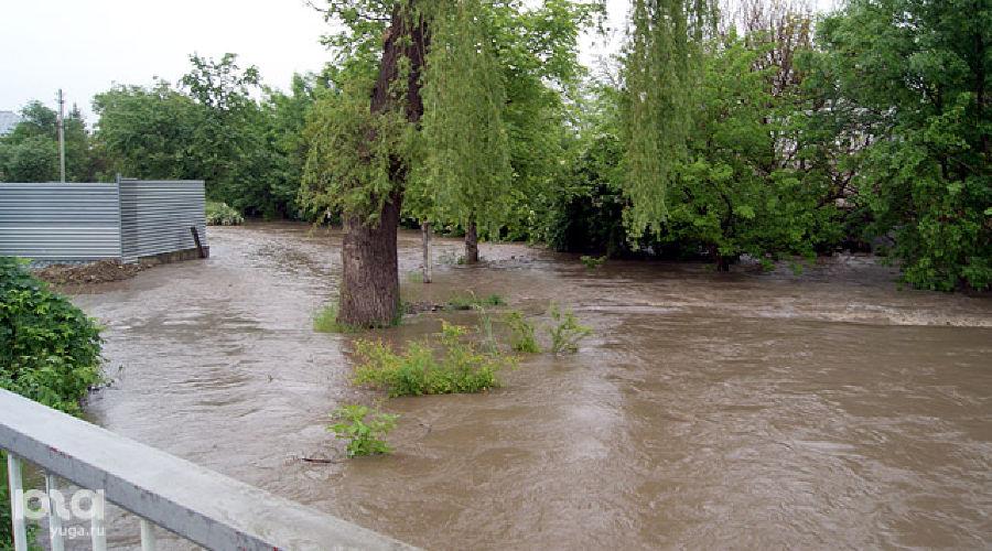 Потоп в Краснодарском крае ©Фото Юга.ру