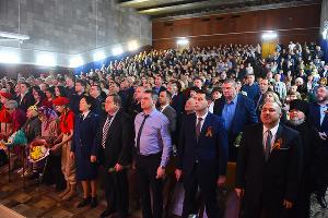 Открытая сессия по итогам 2019 года в Тбилисском районе ©Фото Елены Синеок, Юга.ру