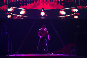 """Церемония вручения II Ежегодной международной профессиональной цирковой премии """"Мастер"""" в Сочи ©Нина Зотина, ЮГА.ру"""
