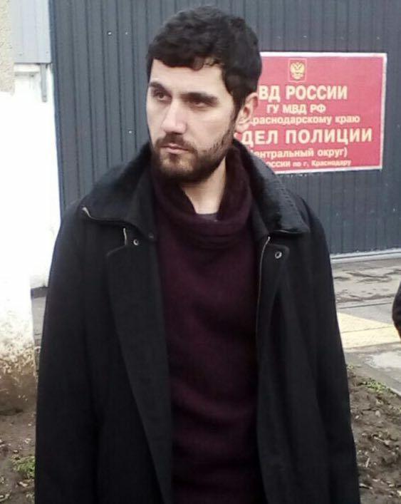 Координатор «Голоса» вКраснодаре получил 5 суток административного ареста