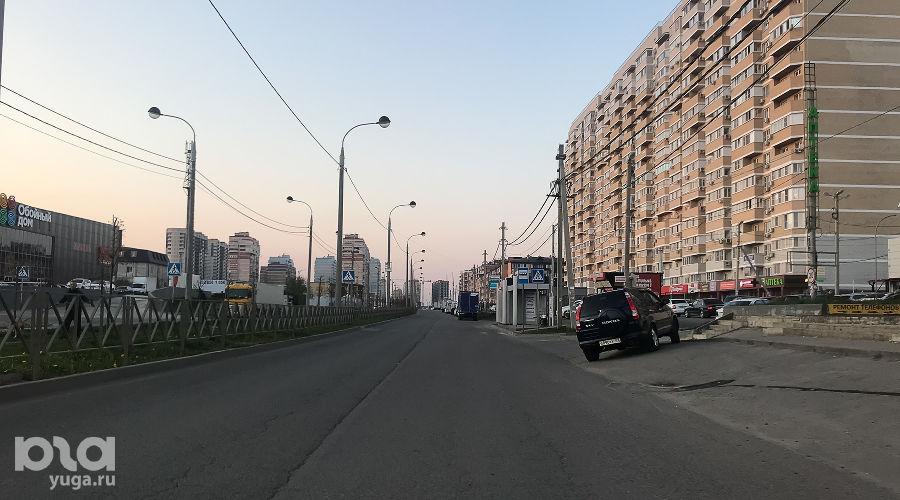 Музыкальный район Краснодара ©Фото Заигры Гамидовой, Юга.ру