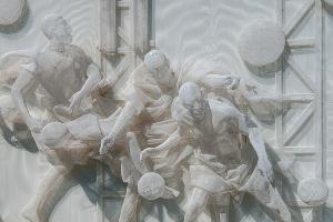 Скульптурная композиция «Искусственная среда» в парке «Краснодар» ©Фото Дмитрия Пославского, Юга.ру