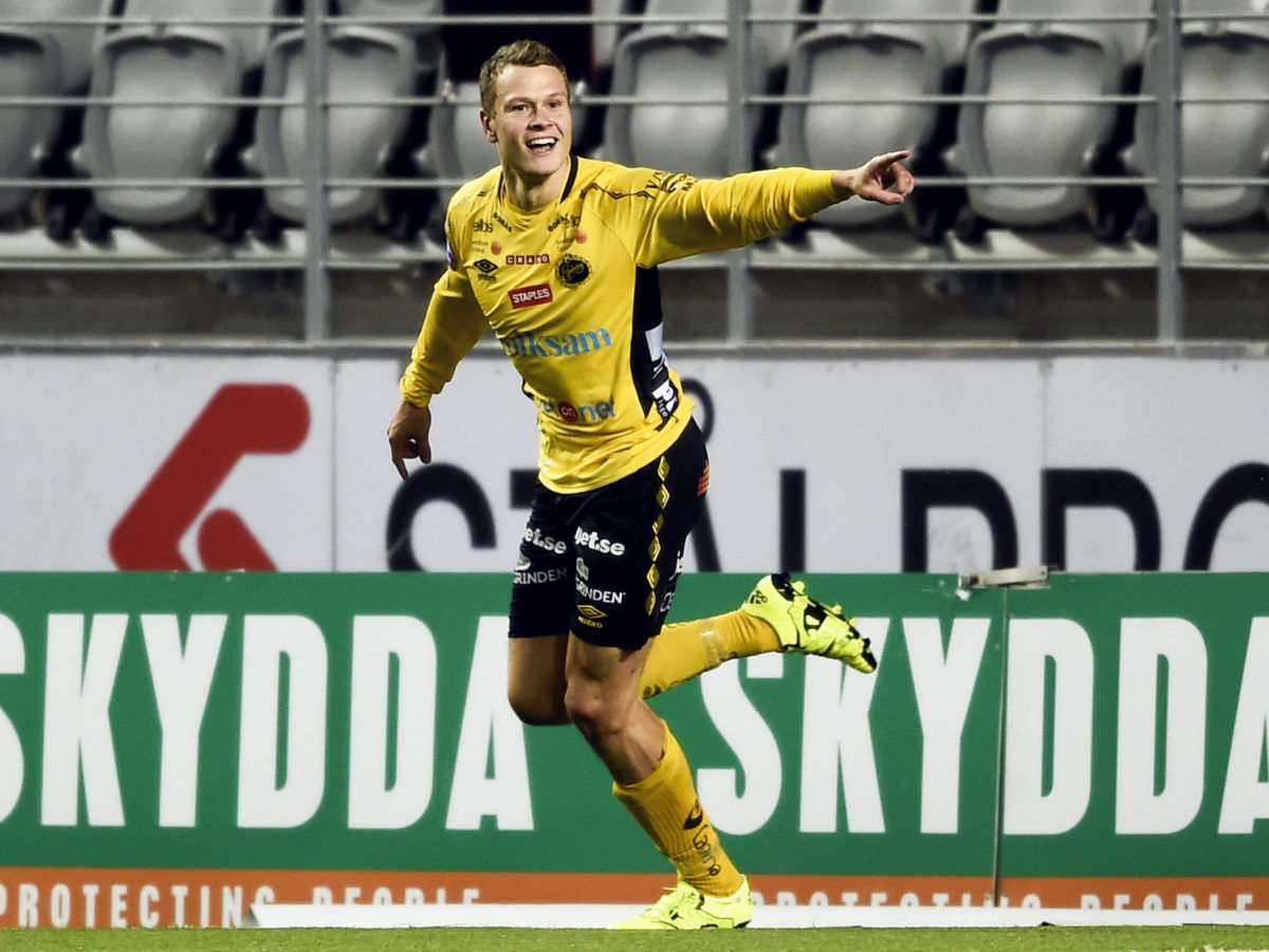 Шведский полузащитник Клаессон стал игроком «Краснодара»