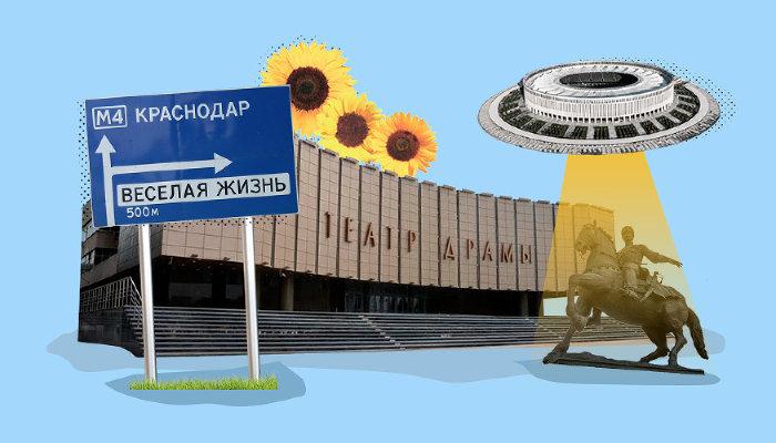 Тест: хорошо ли вы знаете Краснодар?