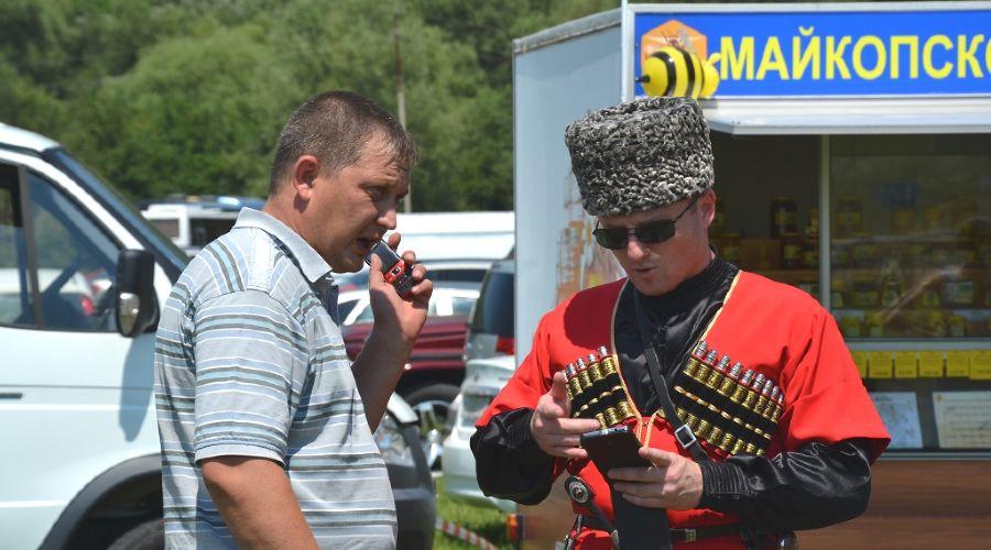 "Этнофестиваль ""Лаго-Наки: Кунацкая"" ©Фото Юга.ру"