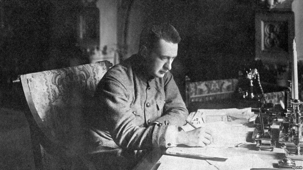 Александр Керенский. Вторая половина 1917 года