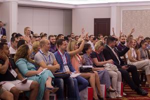 Мастер-класс Романа Тарасенко в рамках проекта Alfa Business Week ©Фото предоставлено организаторами