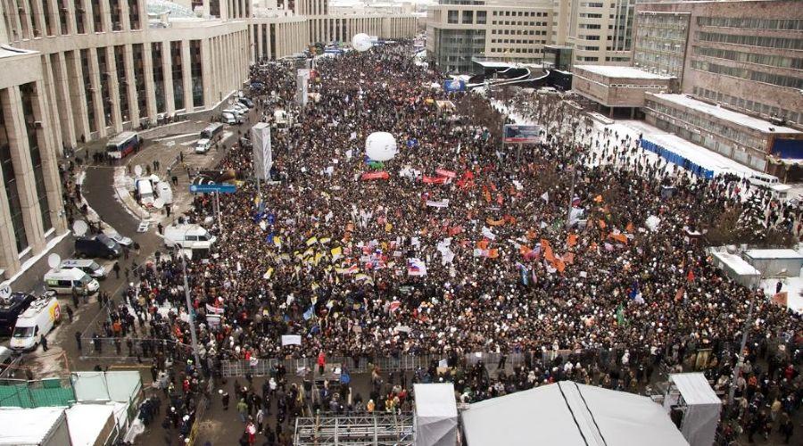 Митинг 24 декабря в Москве ©Russia Today