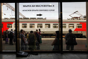 "Вокзал ""Краснодар-1"" ©Фото Влада Александрова, Юга.ру"