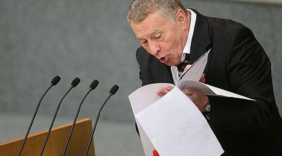 Владимир Жириновский. Фото: Коммерсант ©Фото Юга.ру