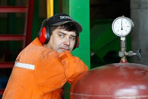 Завод по производству биоэтанола в Северной Осетии ©Влад Александров, ЮГА.ру