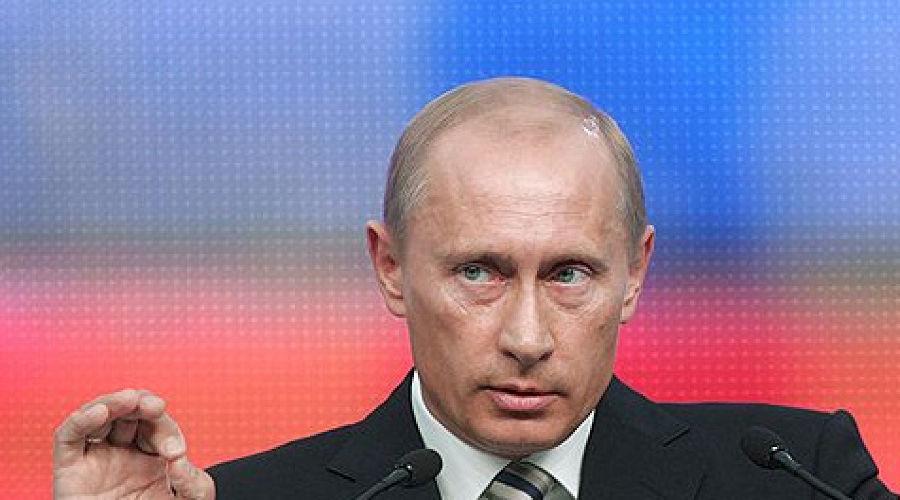 В. Путин. Фото: Коммерсантъ ©Фото Юга.ру