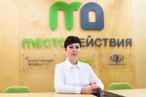 Елена Пистунова ©Фото Елены Синеок, Юга.ру