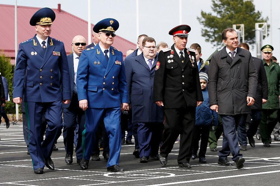 ©Фото пресс-службы администрации Приморско-Ахтарского района