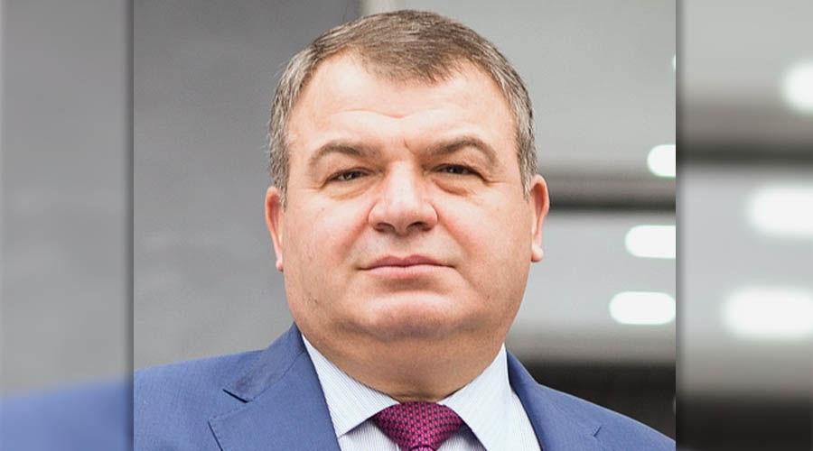 Анатолий Сердюков ©Фото пресс-службы «ОАК»