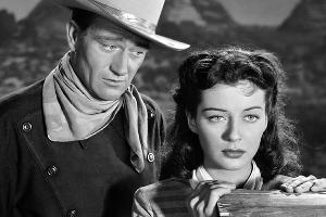 Кадр из фильма «Ангел и негодяй», 1947 год, реж. Терри Ингрэм ©pixabay.com