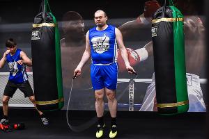 Второй турнир Краснодарской лиги бокса ©Фото Елены Синеок, Юга.ру