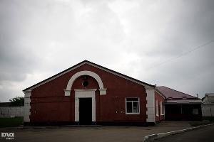 Столовая в Белореченской воспитательной колонии ©Елена Синеок. ЮГА.ру