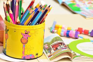 Канцелярские товары ©Фото с сайта pixabay.com