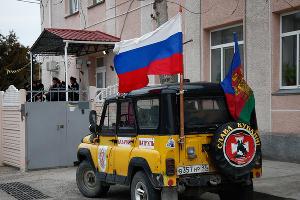 Крым накануне референдума о присоединении к России ©Фото Юга.ру