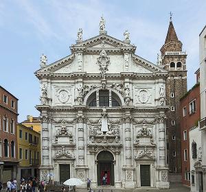 Церковь Св. Моисея в Венеции