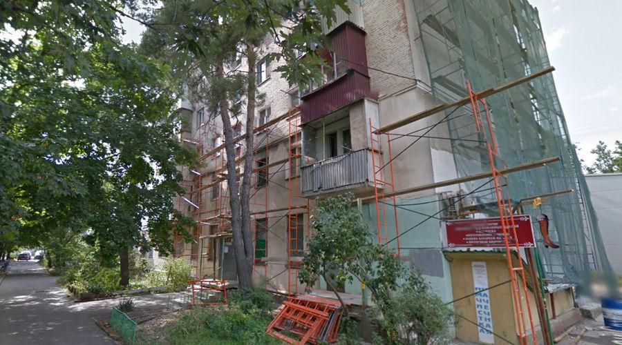 Пожар вмногквартирном доме произошел 11октября вКраснодаре