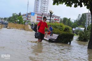 2011 год в фотографиях. Потоп в Сочи ©http://www.yuga.ru/photo/751.html
