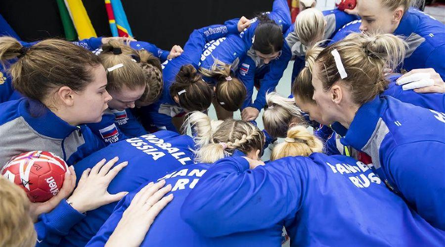 ©Фото Федерации гандбола России