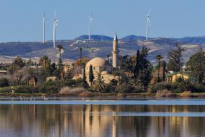 Морская гавань, Ларнака, Кипр ©Фото Александра Савина, commons.wikimedia.org