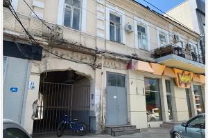 Жилой дом по ул. Красноармейской, 49 ©Фото пресс-службы мэрии Краснодара