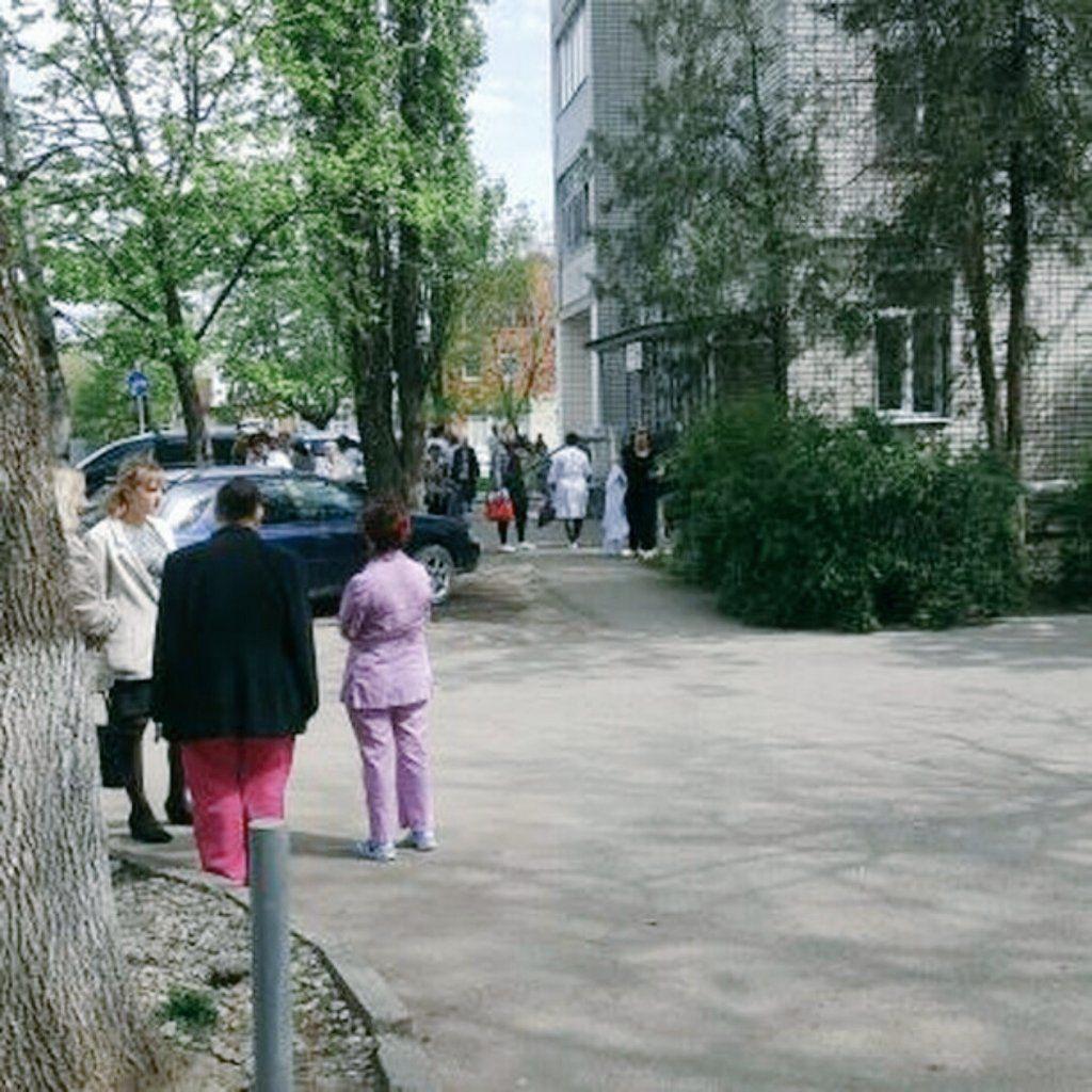 ВКраснодаре из-за забытой сумочки эвакуировали больницу