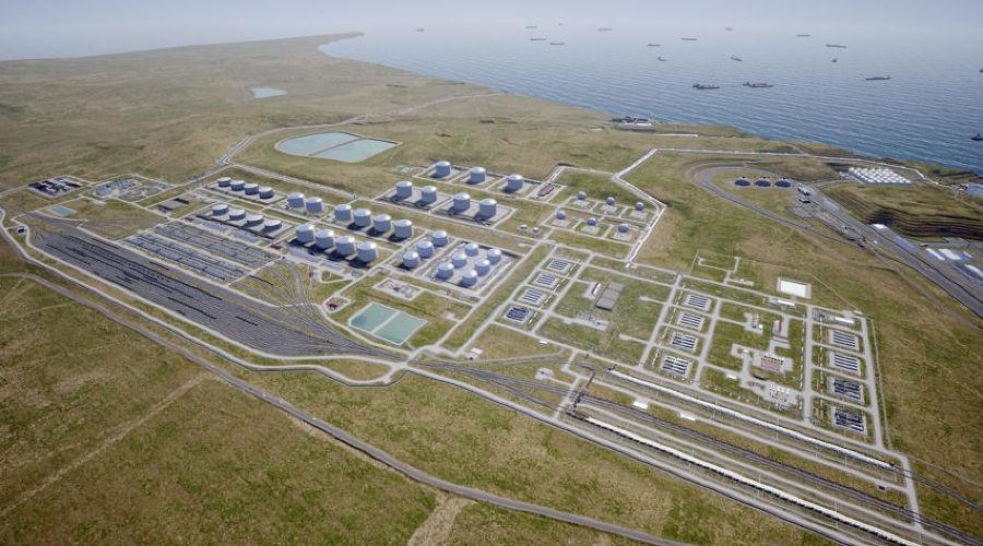 Проект портово-индустриального парка «ОТЭКО» ©Фото с сайта «ОТЭКО», https://www.oteko.ru/