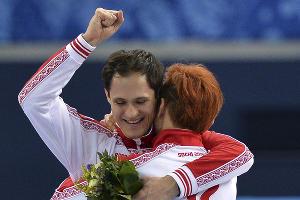 Владимир Григорьев и Виктор Ан ©РИА Новости