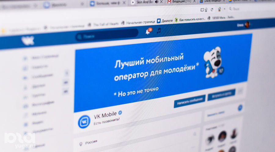 VK Mobile ©Фото Елены Синеок, Юга.ру
